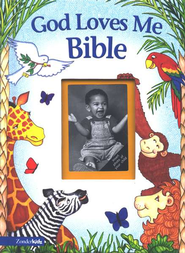 God Loves Me Bible, Revised  -     By: Susan Elizabeth Beck