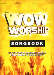 WOW Worship (Yellow) Songbook   -