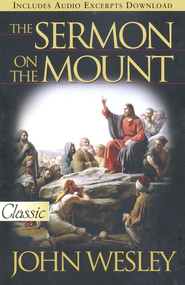 The Sermon on the Mount  -     By: John Wesley, Clare Weakley