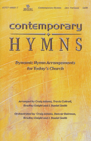 Contemporary Hymns Choral Book   -