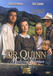 Dr. Quinn, Medicine Woman: Season 2, DVD set   -