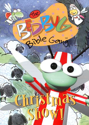The Bedbug Bible Gang: Christmas Show! DVD   -