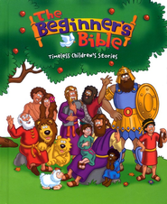 The Beginner's Bible: Timeless Children's Stories --Damaged  -     By: Karyn Henley