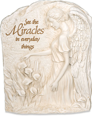 See the Miracles in Everyday Things Plaque  -
