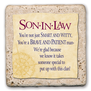 Son-in-Law Tile  -