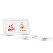 First Holidays Baby Photo Frame  -