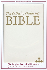 The Catholic Children's Bible - White - Gift Edition  -     By: Sister M. Theola Zimmerman