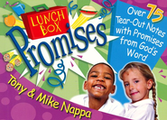 Lunch Box Promises: Over 75 Tear-Out Notes with Promises from God's Word  -     By: Tony Nappa, Mike Nappa