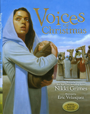Voices of Christmas--Book and CD   -     By: Nikki Grimes, Eric Velasquez