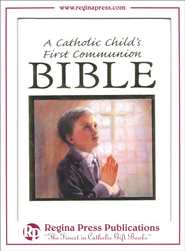 A Catholic Child's First Bible - Boy's Communion Edition   -     By: Rev. Victor Hoagland