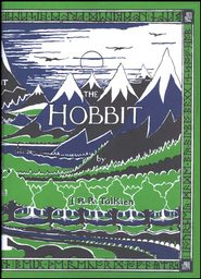 The Hobbit: Original Publication in Hardcover  - Slightly Imperfect  -
