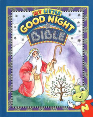 My Little Good Night Bible  -     By: Susan L. Lingo