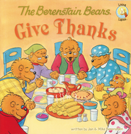 Living Lights: The Berenstain Bears Give Thanks   -     By: Jan Berenstain, Michael Berenstain