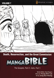 #7: Death, Resurrection, and The Great Commission  -     Edited By: Brett Burner, J.S. Earls, Bud Rogers     By: Young Shin Lee     Illustrated By: Jung Sun Hwang