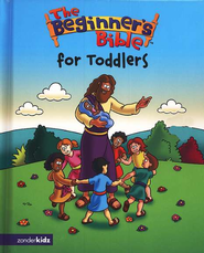 The Beginner's Bible for Toddlers   -     By: Kelly Pulley