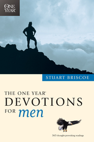 The One Year Devotions for Men - eBook  -     By: Stuart Briscoe