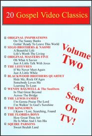 20 Gospel Video Classics, Volume 2   -