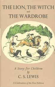 The Lion, the Witch, and the Wardrobe--Deluxe Facsimile Edition  -     By: C.S. Lewis