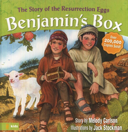 Benjamin's Box: The Story of the Resurrection Eggs   -              By: Melody Carlson, Jack Stockman
