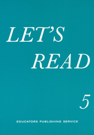 Let's Read Book 5   -