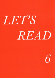 Let's Read Book 6   -