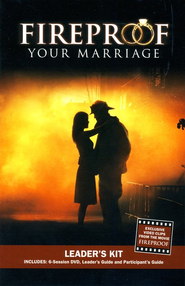 Fireproof Your Marriage, Leader's Kit   -