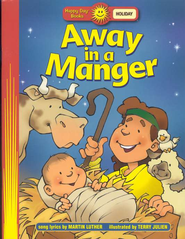 Away in a Manger Happy Day® Book   -