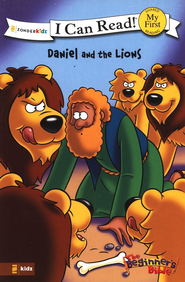 The Beginner's Bible: Daniel and the Lions, My First I Can Read!  (Shared Reading)  -     By: Kelly Pulley