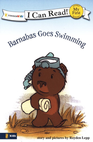 Barnabas Goes Swimming, My First I Can Read! (Shared Reading)   -              By: Royden Lepp