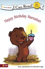 Happy Birthday Barnabas, My First I Can Read! (Shared Reading)    -     By: Royden Lepp