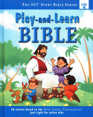 Play-and-Learn Bible, NLT Story Bible Series Level 4   -