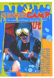 Summer Camp Curriculum CD-ROM   -