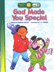 Happy Day Books, Level 2: God Made You Special  - Slightly Imperfect  -