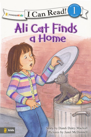 Ali Cat Finds a Home  -     By: Dandi Daley Mackall     Illustrated By: Janet McDonnell