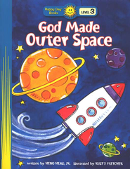 Happy Day Books, Level 3: God Made Outer Space   -