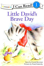 Little David's Brave Day  -     By: Crystal Bowman