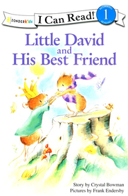 Little David and His Best Friend  -     By: Crystal Bowman