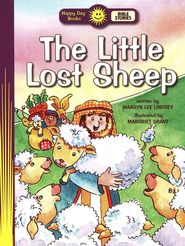 Happy Day Books, Bible Stories: The Little Lost Sheep   -