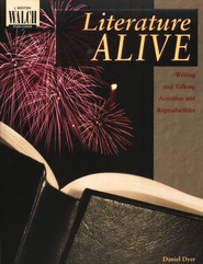 Literature Alive: Writing and Talking Activities and Reproducibles  -     By: Daniel Dyer
