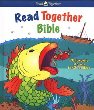 Read Together Bible (Ages 4 to 7): A Read Together Book   -     By: Bonnie Bruno, Carol Reinsma