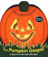 The Pumpkin Gospel Board Book  -<br /><br /><br /><br /><br />         By: Mary Manz Simon</p><br /><br /><br /><br /> <p>