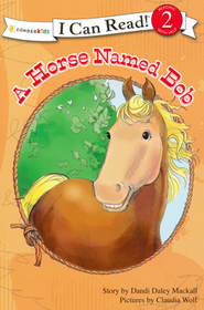 Horse Named Bob  -     By: Dandi Daley Mackall