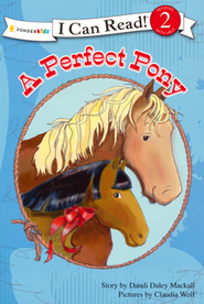 A Perfect Pony   -              By: Dandi Daley Mackall