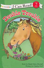 Double Trouble  -     By: Dandi Daley Mackall