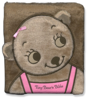 Tiny Bear's Bible, Girl  - Slightly Imperfect  -     By: Sally Lloyd-Jones