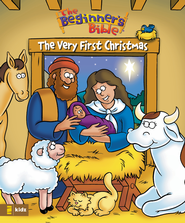 The Beginner's Bible: The Very First Christmas  - Slightly Imperfect  -