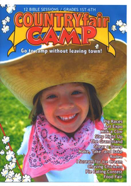 Country Fair Camp Curriculum CD-ROM   -