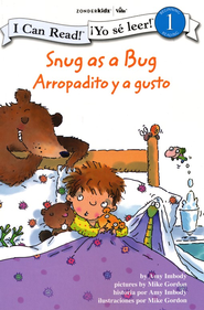 Arropadito y a Gusto, Bilingüe (Snug as a Bug, Bilingual)    -     By: Amy Imbody     Illustrated By: Mike Gordon
