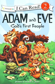 Adam and Eve, God's First People  -              Illustrated By: Dennis Jones