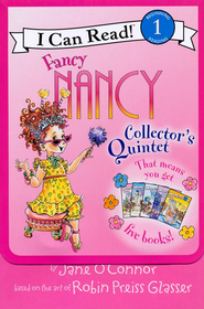 Fancy Nancy Collector's Quintet  -     By: Jane O'Connor